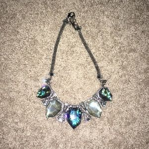 chloe + isabel northern lights statement necklace